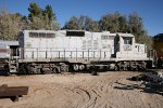 Carrizo Gorge Rly #3878 , ex SP GP9 with factory delivered lo-nose.