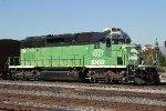 BNSF Green SD40-2 #1827