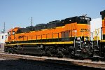 Burlington Northern Santa Fe C-C Genset