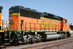 BNSF GP60M #138