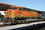 BNSF AC4400CW on lease to Metrolink (SCAX)