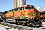 BNSF 5617 leased to Metrolink, now with ATS.