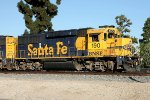 Ex Santa Fe GP60 BNSF #190 now with PTC.