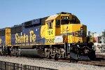 Ex Santa Fe GP60 BNSF #184