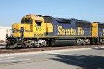 Ex Santa Fe GP60 BNSF #175