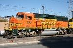 BNSF GP60M #105
