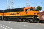 BNSF GP60M-3 w PTC #154