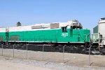 Pittman Familt Farms grain facility power PRLX 2925