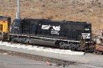 NS ex Conrail SD60M #6777