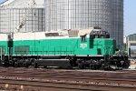 PRLX 2925 At Pittman Family Farms unit train facility.