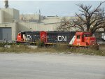 CN 9460 and GTW 6425