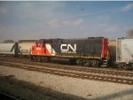 Canadian National IC #9602