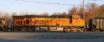 BNSF 5871 broadside