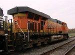 BNSF 5871 rear