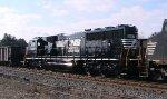 NS 6957 rear