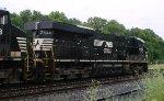 NS 7704 rear