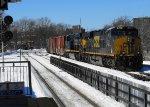 Q436 Yarding Their Train