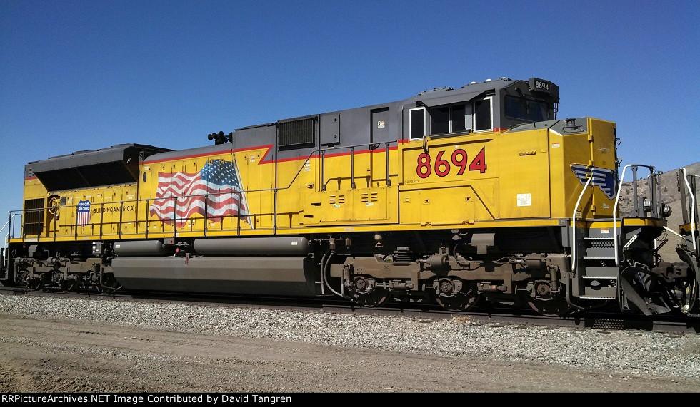 UP 8694