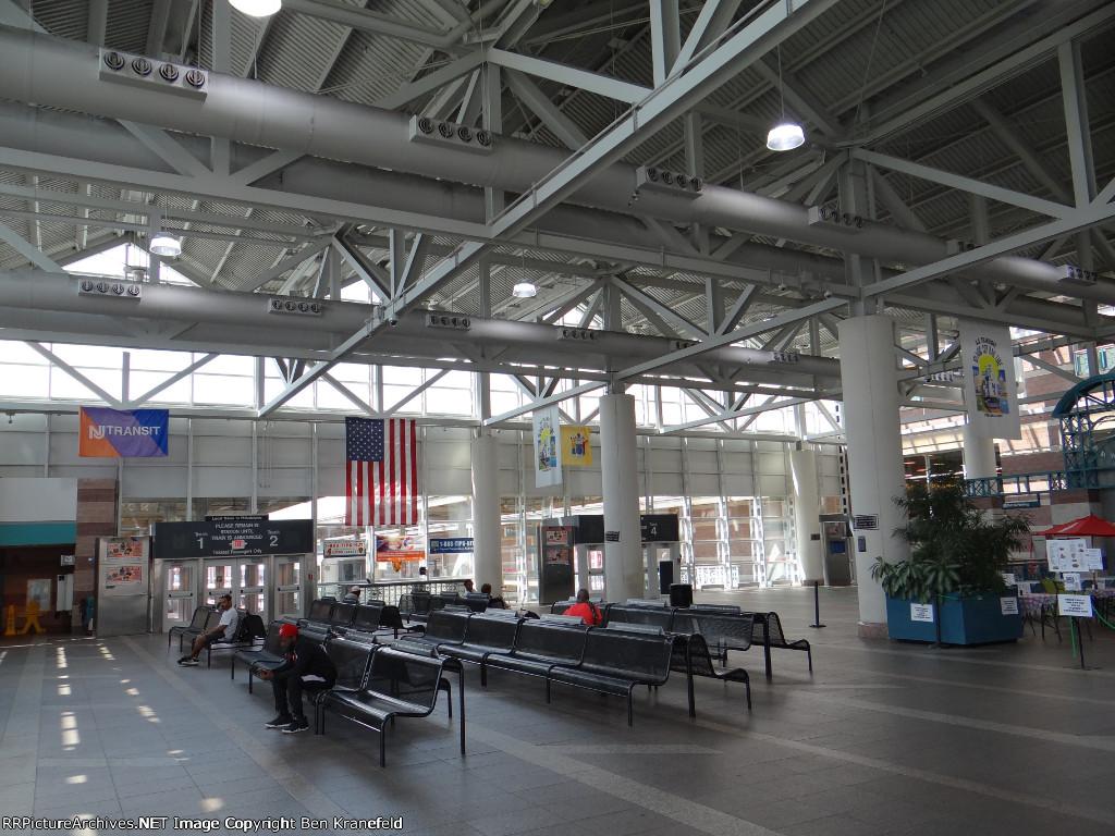 Atlantic City Rail Terminal