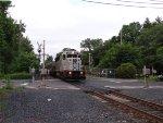 Crossing Utica Ave