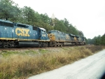 Engines 5478 and 6495 trail on Q416