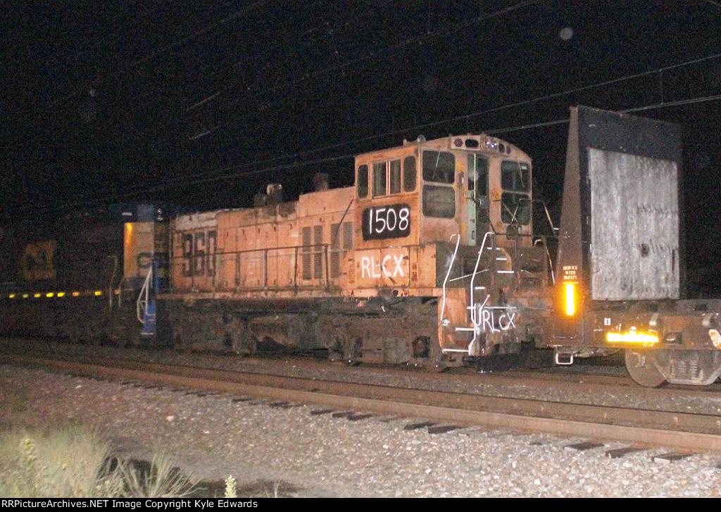 RLCX MP15 #1508 on Q438-30