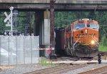 BNSF ES44DC #7855 on K041-02