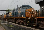 CSX ES40DC #5426 on Lite Engine Move