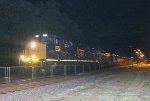 CSX ES44AC #3052 on Q301-04