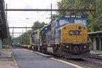 CSX SD60M #8784