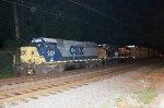CSX GP38-2S #6151 on C746-10