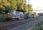 CSX ES44AC #3066 on Q410-15