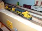 Mike Tomei's ATSF HO scale layout