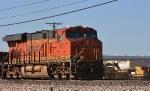 BNSF 6872