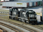 NS 3407(SD40-2) 2412(MP15DC)
