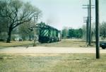 BNSF 8048 W meets BN 3134 E
