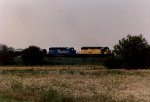 CNW 6803 SD40-2, CR 6401 SD40-2