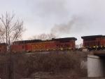 BNSF going into Joliet