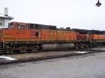 BNSF 4075