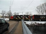 CN 4100 and IC 9625