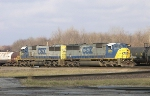 CSX 8765 and 8521