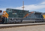 Union Pacific's, Western Pacific Heritage SD70ACe