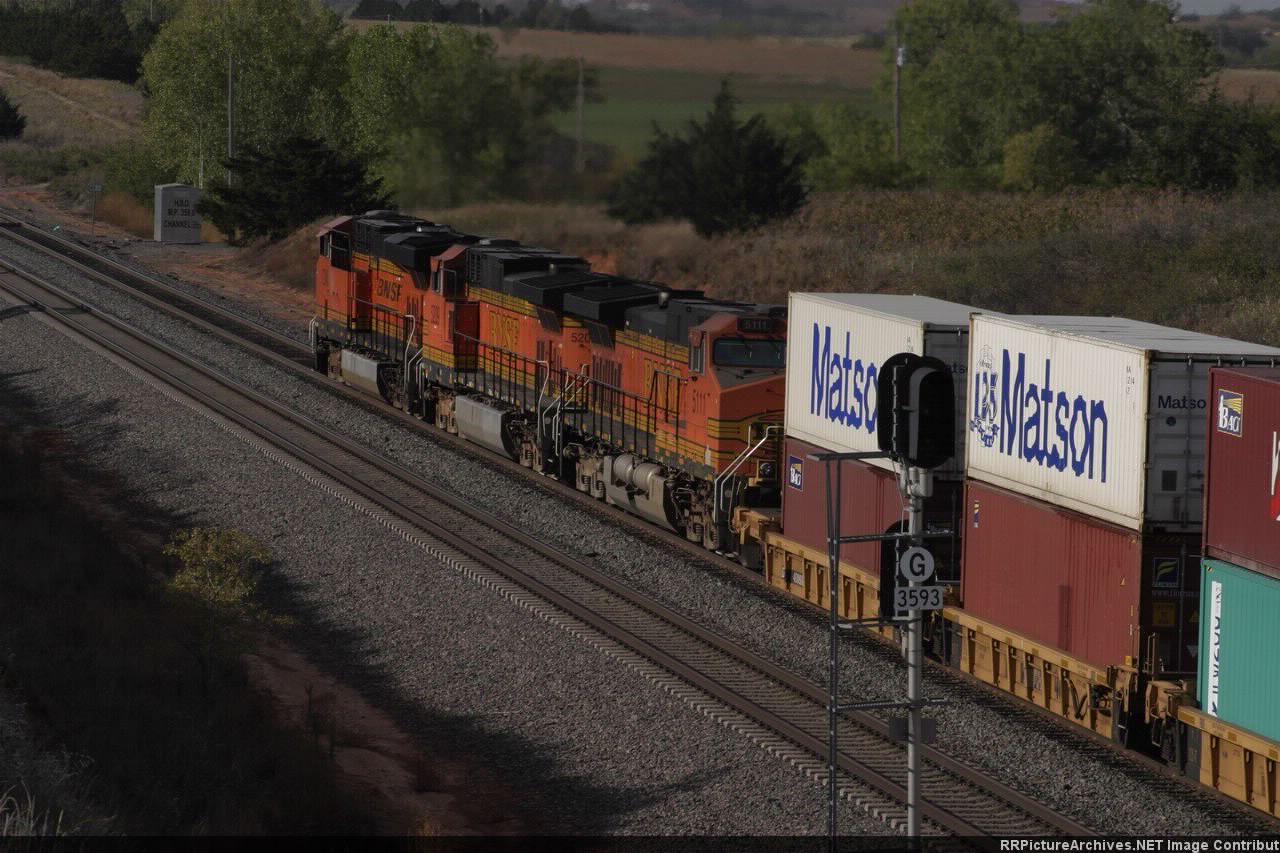 BNSF 7240