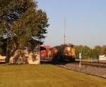 BNSF 4579