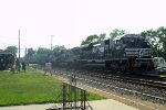 NS SD70ACe 1082 leads 20W