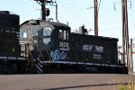 NS SW1001 2105 tagged up in Morrisville