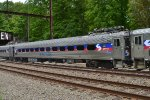 SEPTA Silverliner II 9008 in the consist on C964-17.