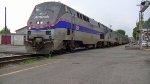 Amtrak 20 Heritage Unit 184