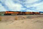 BNSF 7535 West