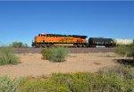 BNSF 5191 E/B DPU 7047